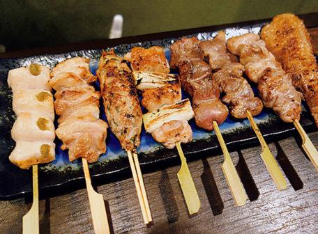 烤雞肉串與葡萄酒 POYO(焼鳥とワイン ポヨ)