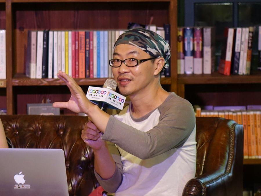 我們就是現在台灣,當代的模樣──台客,我的母親:《設計嘴泡》新書座談側記