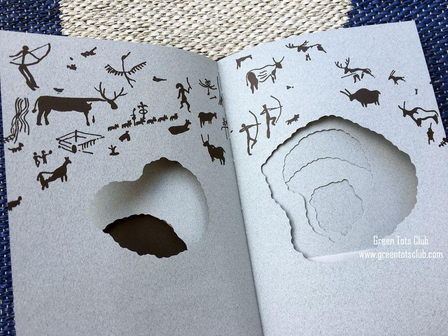 穿過書上的洞,一如絲夢遊仙境的愛麗絲──有「洞」的童書!