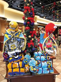 聖誕節商品熱鬧上市