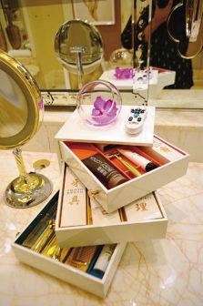 永利皇宮提供的清潔、護理用品也是特別訂製,包括 Molton Brown 特調的沐浴用品及乳液。